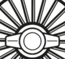 Fleetwood Rim  Sticker