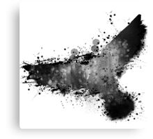 Starlit Dove Canvas Print