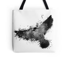 Starlit Dove Tote Bag