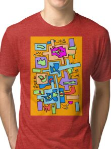 Hip to be square Tri-blend T-Shirt