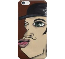 Van Smokey  iPhone Case/Skin