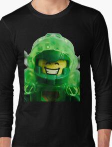 Lego Aaron minifigure Long Sleeve T-Shirt