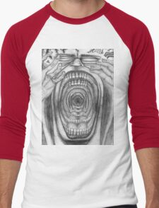 Scream-Ception II  Men's Baseball ¾ T-Shirt