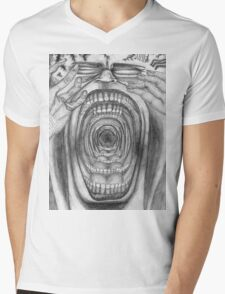 Scream-Ception II  Mens V-Neck T-Shirt