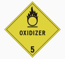 HAZMAT Class 5.1: Oxidizing Agent by Ruben Wills