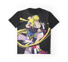 Super Sailor moon S Graphic T-Shirt