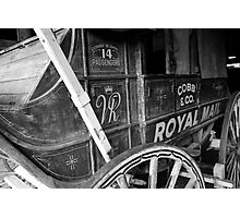 Royal Mail, Hill End. Photographic Print
