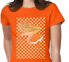 Child Fairy #2 Womens Fitted T-Shirt
