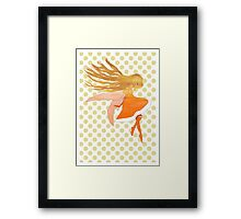 Child Fairy #2 Framed Print