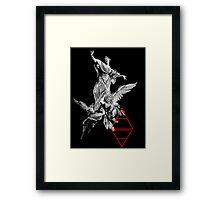 Air&Earth (AV) Angels Framed Print
