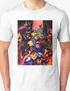 Streetfighter Vs Marvel SH T-Shirt