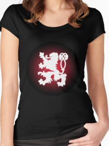 Boston Crusaders Women's Fitted Scoop T-Shirt
