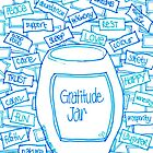 Gratitude Jar by Sammy Nuttall