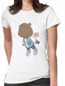 Kanye West Teddybear Graduation  Womens Fitted T-Shirt