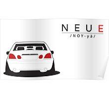 Lexus GS300 / Toyota Aristo Poster Poster