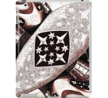 Scion of Kings (mono) iPad Case/Skin