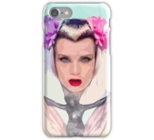 Blonde Frida iPhone Case/Skin