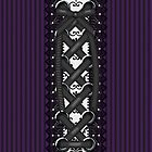 Gothic Corset Tie Up Laces Design by Moonlake