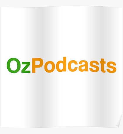 OzPodcasts Poster
