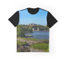 Suomenlinna VII Graphic T-Shirt