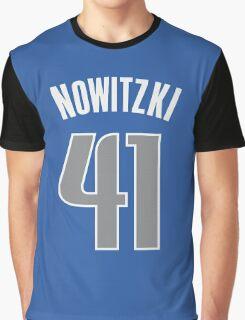 Dirk Nowitzki Graphic T-Shirt