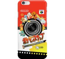 Pocket Monsters Snap iPhone Case/Skin