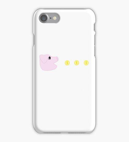 Pac-Pig iPhone Case/Skin