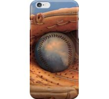 Out of Left Field iPhone Case/Skin