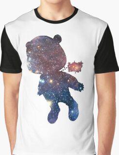 Kanye West Teddybear Graduation Graphic T-Shirt