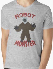 Robot Monster! Mens V-Neck T-Shirt