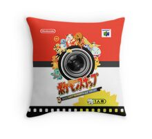 Pocket Monsters Snap Throw Pillow