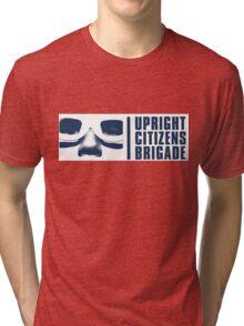 UCB - Blue Tri-blend T-Shirt