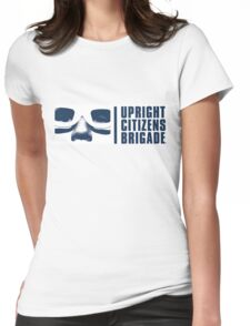 UCB - Blue Womens Fitted T-Shirt