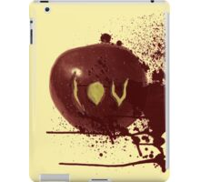 i.o.u. iPad Case/Skin