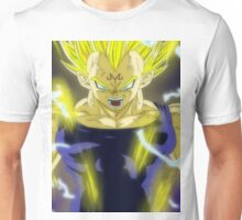 Vegeta Anger Unisex T-Shirt