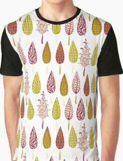 seamless backgrounds floral  Graphic T-Shirt