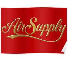air supply Poster