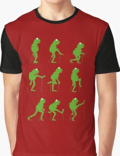 of silly puppet-walks Graphic T-Shirt