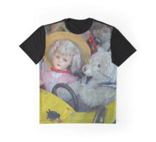 Antique Teddy Bear Got Company Graphic T-Shirt
