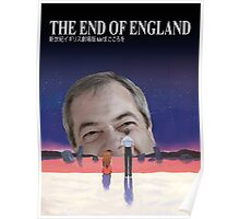 The End of England Poster