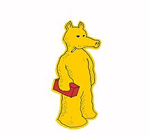 Quasimoto phone case by DeadWombatTV