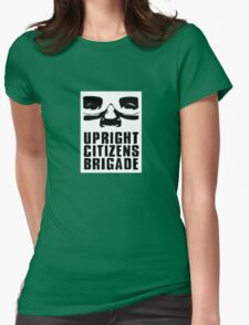 UCB - Full Womens Fitted T-Shirt