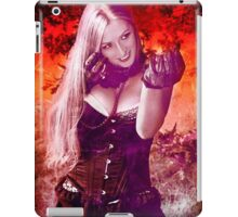 Vampire of the Dark Forest iPad Case/Skin