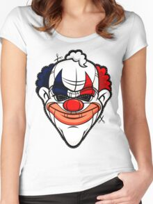 Clown Women's Fitted Scoop T-Shirt