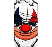 Clown iPhone Case/Skin