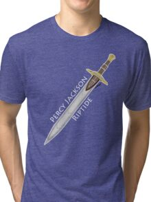 Percy Jackson Riptide Tri-blend T-Shirt