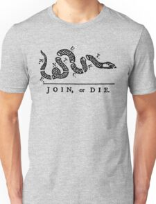 Kentucky Join Or Die Unisex T-Shirt