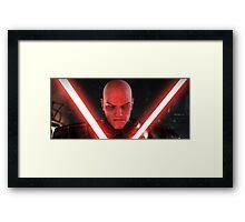 Darth Malgus Framed Print