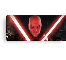 Darth Malgus Canvas Print