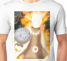Naruto with Rasengan Unisex T-Shirt